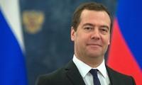 俄罗斯总理梅德韦杰夫即将对越南进行正式访问
