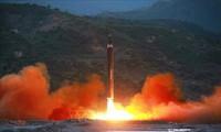 韩国情报机构:朝鲜仍继续核武和导弹活动