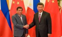 习近平对菲律宾进行国事访问