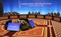 第11轮叙利亚问题阿斯塔纳和谈未能就成立叙宪法委员会问题取得进展