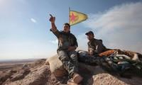 叙利亚:库尔德枪手离开曼比季市