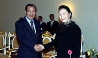进一步推动越南与柬埔寨传统友好关系发展
