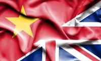 英国脱欧不会影响越南与英国的特殊合作伙伴关系