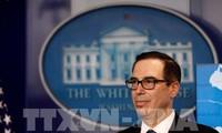 美国财政部长:美中贸易磋商进展顺利