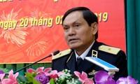 越南海军:主动积极融入国际防务