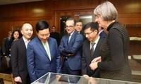 越南驻德国大使阮明宇:德方希望巩固与充实越德战略伙伴关系内涵