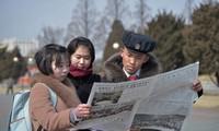 朝鲜媒体报道第二次美朝首脑会晤
