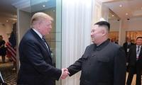 美国总统强调与朝鲜领导人的美好关系