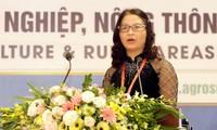 越南女科学家阮氏兰教授博士荣获2018年柯瓦列夫斯卡娅奖
