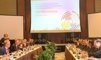 荷兰首相:继续取消壁垒  服务两国企业合作与投资