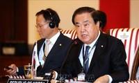 韩国国会议长建议就修宪问题举行全民公投