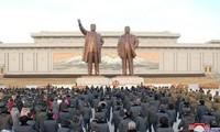 俄美一致同意合作解决朝鲜问题
