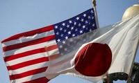 美日两国反对东海和华东海域军事化及引发动荡的行动