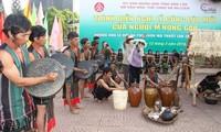 越南莫侬格人独特的新炊祭祀仪式