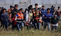 越南呼吁恢复巴勒斯坦政府在加沙地带的作用