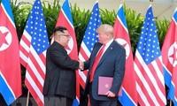 朝鲜谴责美国违背两国建立新型朝美关系的承诺