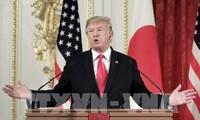 美国总统呼吁朝鲜领导人把握机会