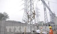 越南保障经济发展中的电力供应