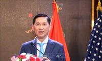 美国国庆243周年纪念活动在越南胡志明市举行
