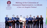 第34届东盟峰会系列会议正式开幕