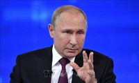 俄罗斯总统普京批准暂停履行《中导条约》