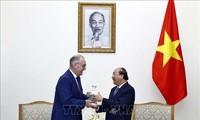 越南一向重视巩固和加强与瑞士的传统友好合作关系