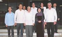 越南一向重视与古巴的特殊传统友好关系