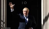 英国首相组建新内阁