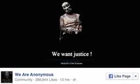 เว็บไซต์ของศาลไทยถูกโจมตี