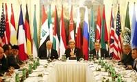 รัสเซียและสหรัฐเห็นพ้องจัดประชุมระดับรัฐมนตรีต่างประเทศเกี่ยวกับซีเรีย