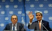 รัสเซียและสหรัฐยืนยันที่จะดำเนินการเจรจาสันติภาพเกี่ยวกับซีเรียตามกำหนด