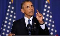 สหรัฐฯ ยืนยันที่จะขยายยุทธนาการต่อต้านกลุ่มไอเอสนอกพื้นที่อิรักและซีเรีย