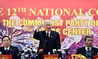 โทรเลขอวยพรเลขาธิการใหญ่พรรคคอมมิวนิสต์เวียดนาม เหงียนฟู้จ่อง