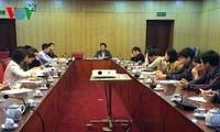 การประชุมความร่วมมือด้านการลงทุนเวียดนาม-ลาว 2016