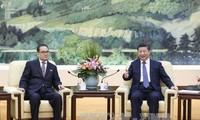 จีนเรียกร้องให้ทุกฝ่ายใช้ความอดกลั้นต่อการทดลองนิวเคลียร์ของเปียงยาง