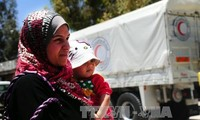 """สหประชาชาติจัดงาน """"วันผู้ลี้ภัยโลก"""" ณ ประเทศซีเรีย"""