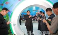 ผู้นำสาธารณรัฐประชาธิปไตยประชาชนเกาหลีรับตำแหน่งใหม่