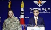 สาธารณรัฐเกาหลีและสหรัฐบรรลุข้อตกลงเกี่ยวกับการติดตั้งระบบป้องกันขีปนาวุธ THADD