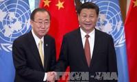 สหประชาชาติและสหรัฐเรียกร้องการแก้ไขปัญหาทะเลตะวันออกด้วยสันติวิธี