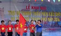 เปิดค่ายฤดูร้อนเยาวชนและยุวชนชาวเวียดนามที่อาศัยในต่างประเทศและเยาวชนนครโฮจิมินห์