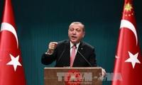 รัฐบาลตุรกีประกาศสถานการณ์ฉุกเฉินทั่วประเทศ