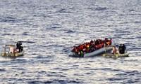 ผู้อพยพกว่า 1,100 คนได้รับการช่วยชีวิตในทะเลเมดิเตอร์เรเนียน