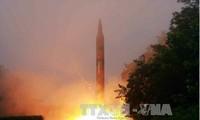 สาธารณรัฐเกาหลีและ ICAO แสวงหามาตรการรับมือกับการยิงขีปนาวุธหลายครั้งของเปียงยาง
