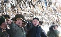 กองทัพสาธารณรัฐประชาธิปไตยประชาชนเกาหลีประกาศการเตือนภัยในระดับสูงสุด