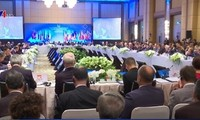 จัดการประชุมระดับรัฐมนตรีว่าการกระทรวงการต่างประเทศอาเซียน–อียูครั้งที่ 21