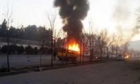 Возле посольства России в Кабуле произошел взрыв