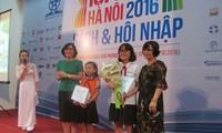 В Ханое 27 школьников названы послами культуры чления столицы