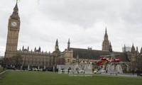 У здания британского парламента произошла стрельба