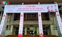 Во Вьетнаме прошли мероприятия в честь Всемирного дня донора крови