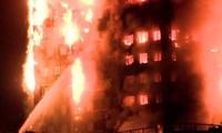 В результате пожара в высотном здании в Лондоне есть жертвы